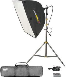 Lowel LC98LBZ Rifa 88 Kit, 1000w SoftLight Outfit: Picture 1 regular