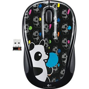 Logitech M325 Wireless Mouse, Pandy Candy: Picture 1 regular
