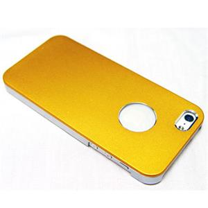 Logisys IPC03 Brush Nickel iPhone 5 Case, Metallic: Picture 1 regular