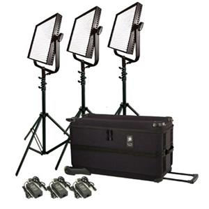 Litepanels Traveler Trio Plus -Package Bundle-: Picture 1 regular