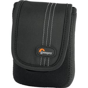 Lowepro Dublin 20 Camera Pouch, Black / Black: Picture 1 regular