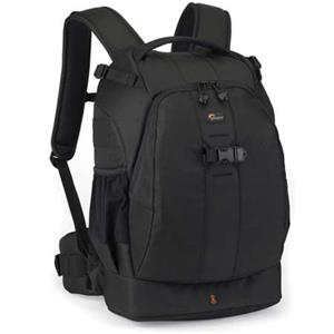 Lowepro Flipside 400 AW Backpack, Cover/Loops, Black: Picture 1 regular