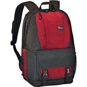 Lowepro Fastpack 250 Digital SLR Laptop Backpack, Red: Picture 1 regular