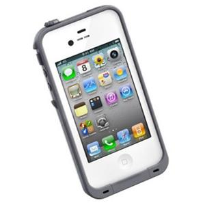 LifeProof iPhone Case for the iPhone 4S / 4 - White: Picture 1 regular