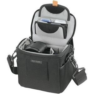 Lowepro Rezo 110-AW Shoulder Bag for Small DSLR, Black: Picture 1 regular