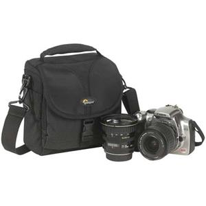 Lowepro Rezo 140-AW Shoulder Bag for Small DSLR, Black: Picture 1 regular