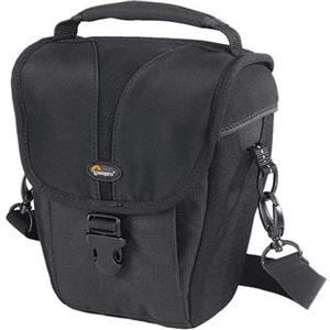 Lowepro Rezo TLZ-20 Holster-Style Bag for DSLR, Black: Picture 1 regular