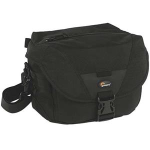 Lowepro D100 AW Stealth Reporter Camera Bag, Black: Picture 1 regular