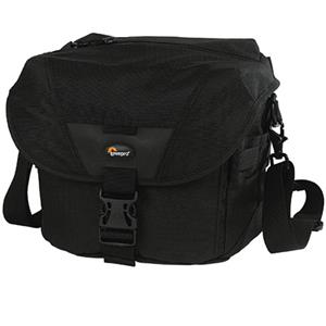 Lowepro D200 AW Stealth Reporter Camera Bag, Black: Picture 1 regular