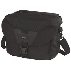 Lowepro D300 AW Stealth Reporter Camera Bag, Black: Picture 1 regular