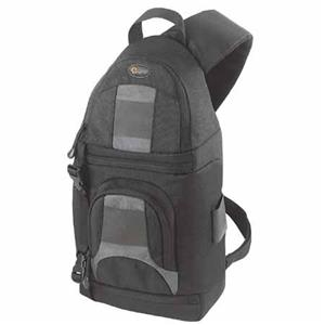 Lowepro SlingShot 100 AW,Black All-Weather Back...: Picture 1 regular