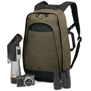 Lowepro Scope Travel 200 AW, Dark Olive: Picture 1 regular