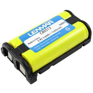 Lenmar P-P513, Replacement NoMEM NiMH Battery 2.4V: Picture 1 regular