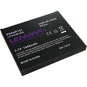 Lenmar No Memory Rechargeable Lithium-Ion Battery 3.7V 1440mAh PDAHP101