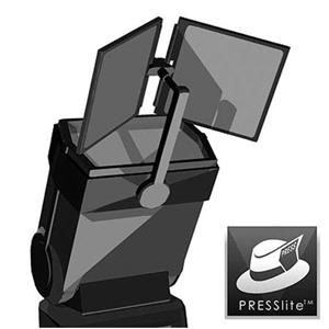 PRESSlite Vertex Light Modifier, Any Portable ShoeMount: Picture 1 regular