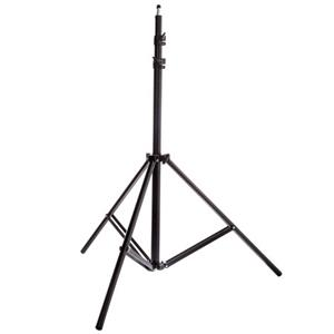 Flashpoint 7.1' Air Cushioned Black 3-Section Lightstand: Picture 1 regular