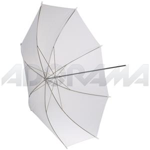 Adorama U33W 33in White Interior Umbrella: Picture 1 regular