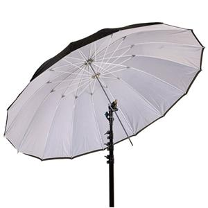 "Adorama 60"" White Interior Umbrella U60BC"