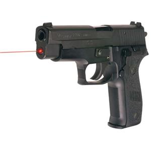 LaserMax Red Laser Sight, Sig Sauer P226 Handgun, Steel: Picture 1 regular