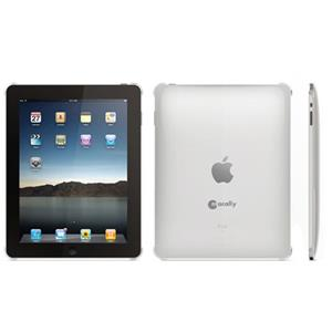 Macally METROCPAD Clear Protective Snap-on Cover, iPad: Picture 1 regular