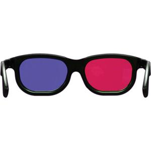 Marshall Electronics Anaglyph Glasses, Red/Cyan: Picture 1 regular