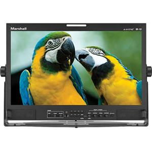 "Marshall 18.5"" ORCHID Rack Mount LCD Desktop Monitor"