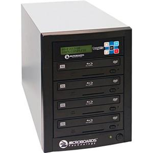 Microboards Technology Blu-ray 1:3 Duplicator: Picture 1 regular