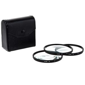 Adorama 58mm Close-Up Filter Set +1/+2/+4 Macro Lenses: Picture 1 regular