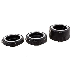 Pro Optic Auto Extension Tube Set for Nikon AF: Picture 1 regular