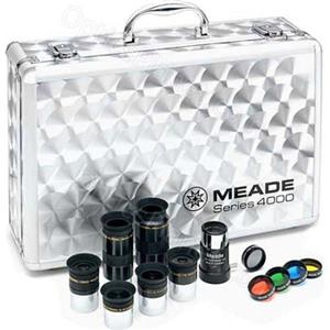 Meade Series 4000 Super Plossl Eyepiece + Filter Set 07169