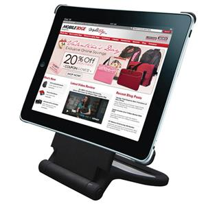 Mobile Edge 360 Degree Rotating Upright Stand