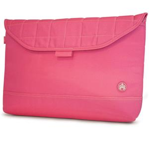 Sumo 15 inch Ballistic Nylon Sleeve for Macbook - Pink: Picture 1 regular