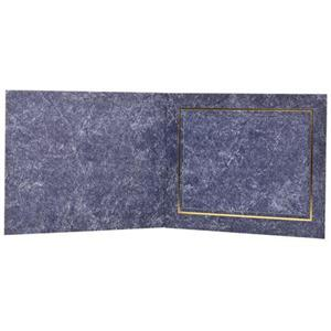 TAP Picture Folder Frame Capri, Marble Blue wit...: Picture 1 regular