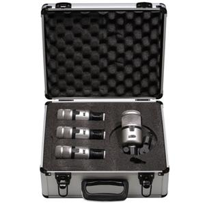 Miktek Performance Series PMD4 4-Piece Drum Microphone Kit PMD4