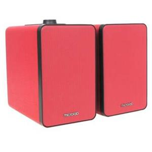 Microlab H21 Bluetooth Wireless Speaker, Red: Picture 1 regular
