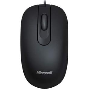 Microsoft 200 3 Button Scroll Wheel USB Wired Optical Mouse JUD-00001