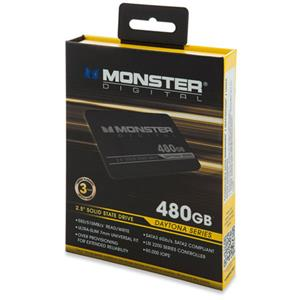 Monster Digital DAYTONA 480GB Solid State Drive (B: Picture 1 regular