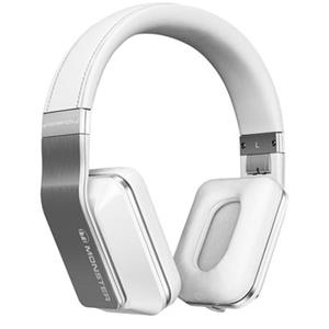 Monster Inspiration Active Noise Cancelling Over-Ear Headphones, White: Picture 1 regular