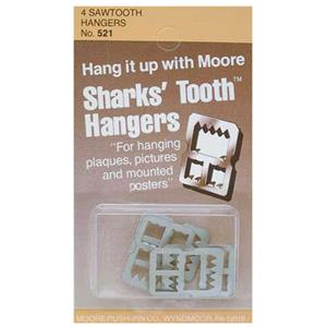 Moore Sharks Tooth Hangers 521