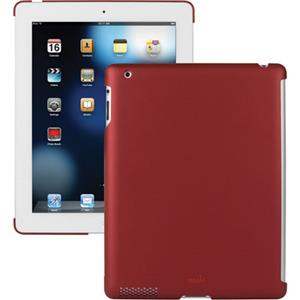 Moshi iGlaze Ultra-Slim Case for iPad 2, Burgundy Red: Picture 1 regular