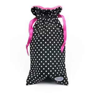 Mod Black Polka Bag: Picture 1 regular