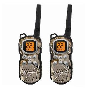 Motorola 35-Mile Talkabout 2-Way Radios MS355R