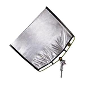 Matthews 149007 RoadRags II Silver Reflector Fabric: Picture 1 regular