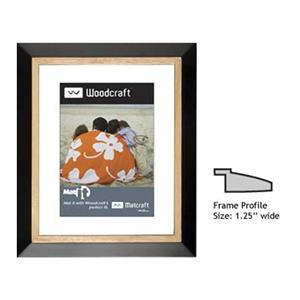 "Milburn Woodcraft Series 5x7"" Wood Frame 0826010WM57"