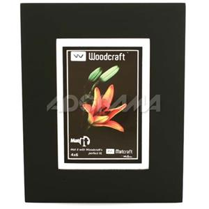 "Milburn Woodcraft Series 5x7"" Wood Frame 223060WM57"