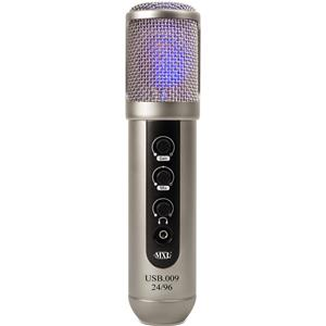 MXL USB.009 24-bit/96kHz Studio/Broadcast Microphone: Picture 1 regular