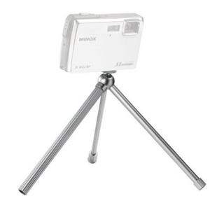 Minox 69309 Metal Pocket Tripod with Cable Release: Picture 1 regular