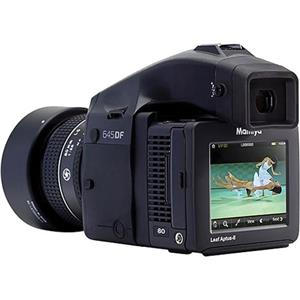 Mamiya DM-Series 645DF 80MP DSLR Camera Kit 020-00980B