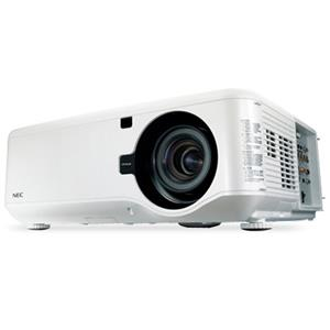 NEC NP4100W: Picture 1 regular