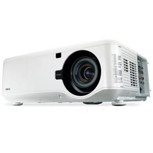 NEC NP4100W Professional Integration Projector